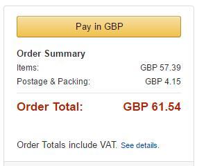 Kindle 7 z brytyjskiego Amazonu