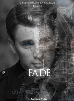 """Fade"" fanmade book cover"