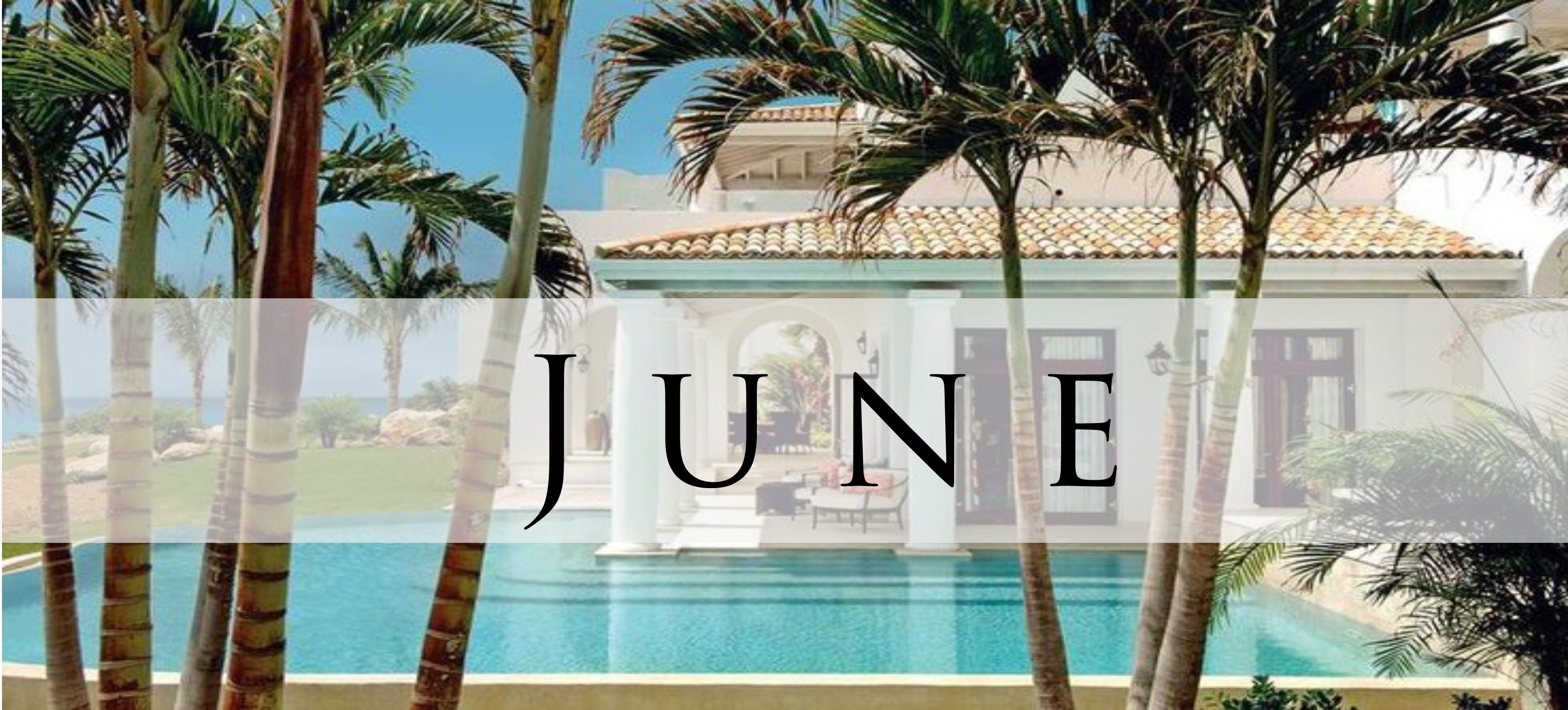 Hello June! Summer Best Reads