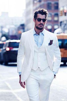 White Suit Gandy #1