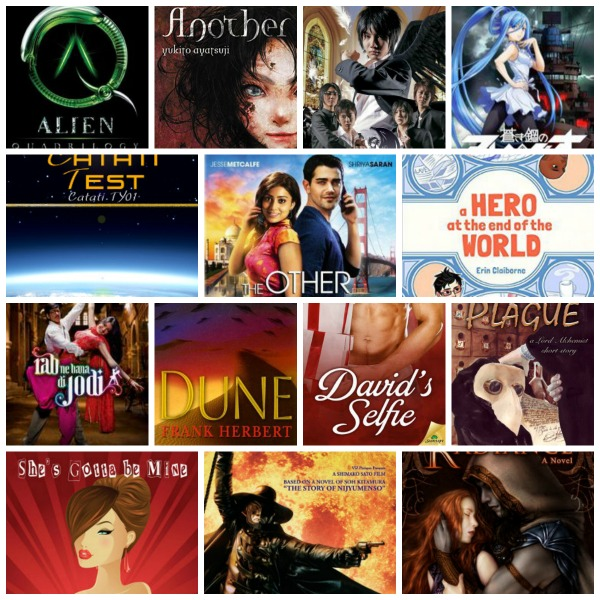 March 2015 reviews