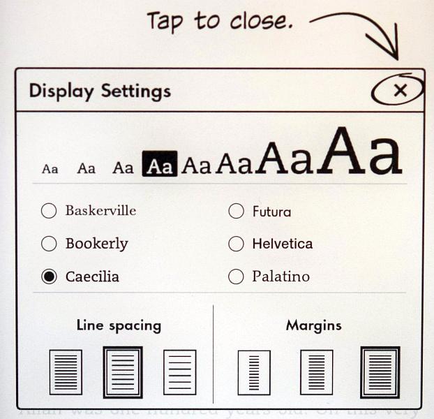 Formatowanie tekstu w Kindle Paperwhite 3