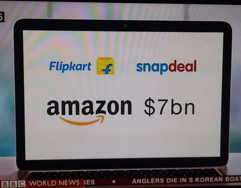 Inwestycje w amazon.in mają wynieść 7 mld USD