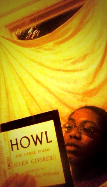 Howl by Ginsberg