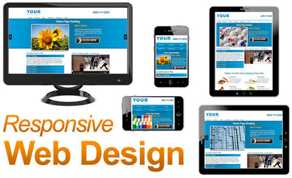 Responsive Web designing and development services