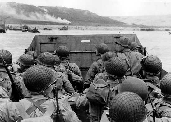D-Day Beach