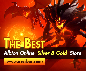 Buy Albion Online Silver And Gold