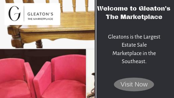 Find Estate Sale Companies Atlanta   Gleatons the Marketplace