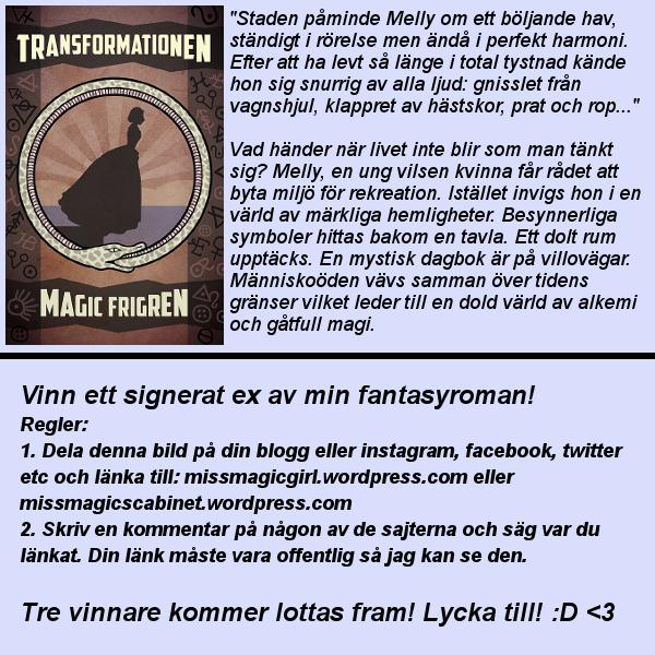 Magi, Mystik och det Okända