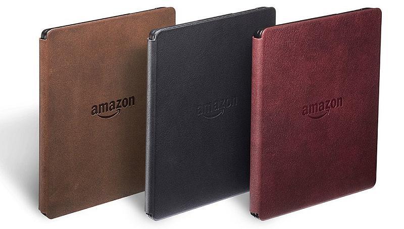 Kolory okładek Kindle Oasis