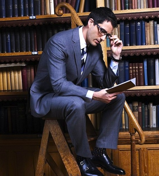 Hot Dudes Reading, #52