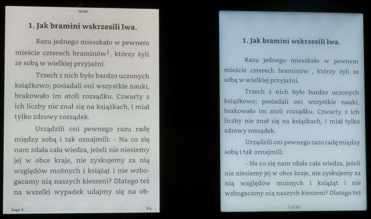 Nook GlowLight 3 i Kindle Voyage