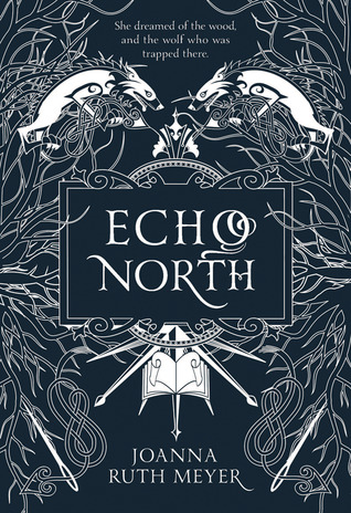 Echo North, by Joanna Ruth Meyer