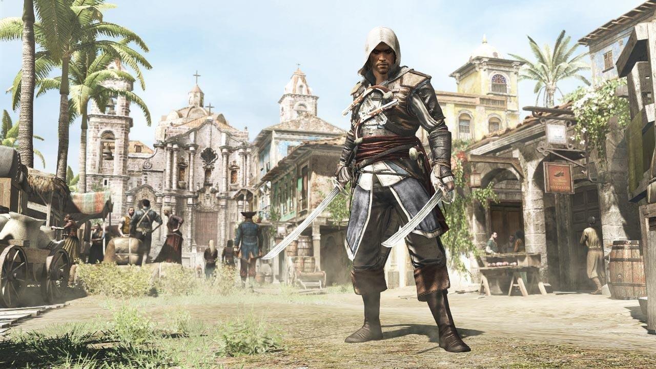 Assassins Creed Screen Shot