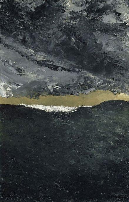 August Strindberg Vague VII (1900-01)
