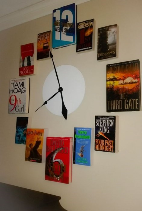 This is my kind of clock!