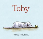 The Book Report: Review of Toby by Hazel Mitchell! http://jdswritersblog.blogspot.com/2016/08/the-book-report-review-of-toby-by-hazel.html