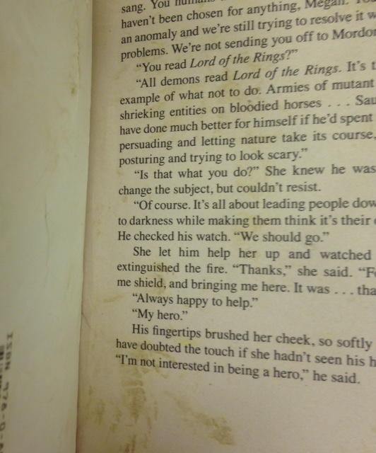 Used books, they're not all they're cracked up to be.