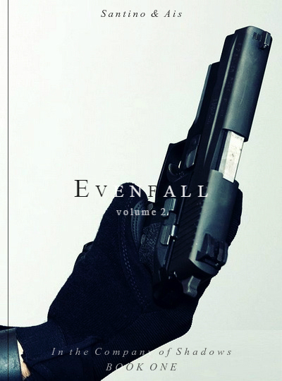 """Evenfall: Volume II - Director's Cut"" fanmade book cover"