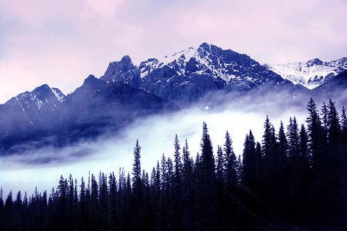 fog. mountains. sinful folk.