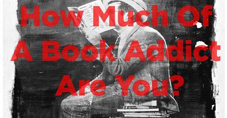 I think we will all book addict status