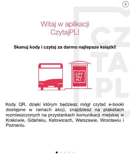 Przewodnik po aplikacji CzytajPL!