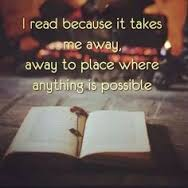 Books are Getaways