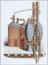 Corliss Steam Engine Boiler Group Gear Rooms History of the steam engine