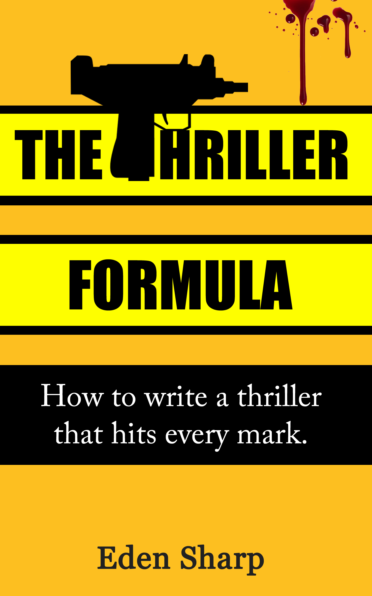 writing a thriller