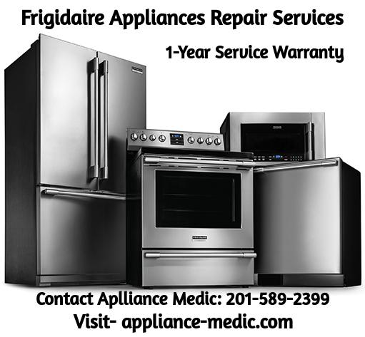 Frigidaire Refrigerator Repair - Frigidaire Dryer Repair