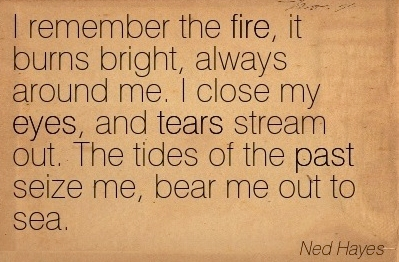 Ned Hayes quote