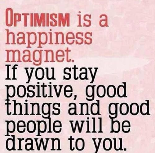 Optimism and Happiness