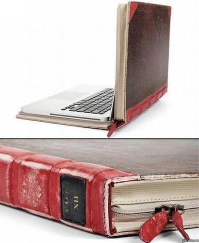 Laptop - marzenie książkoholika