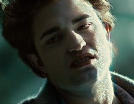 vampire, alien same difference.