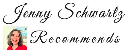 Jenny Schwartz author