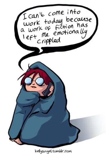 Emotionally crippling books