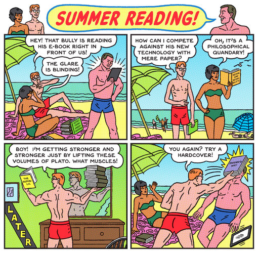 Summer Reading (New York Times)