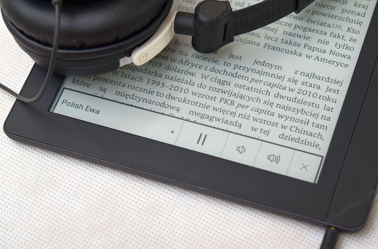 PocketBook InkPad 2 - panel TTS