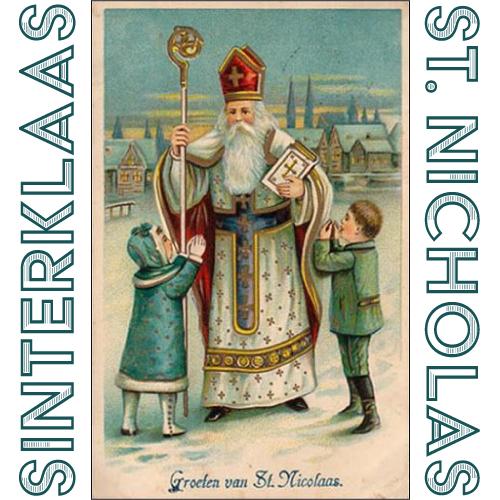 Sinterklaas / St. Nicholas Day