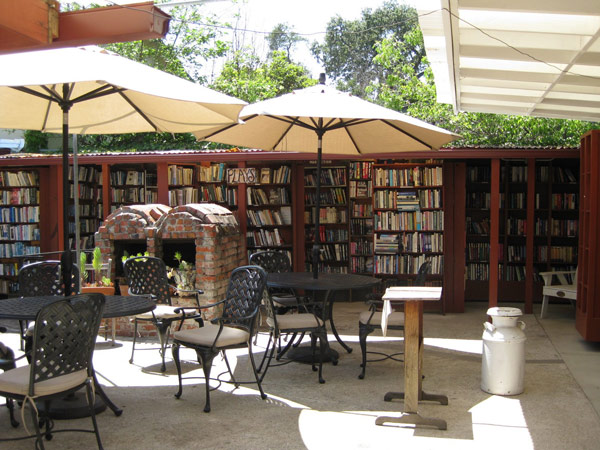 Outdoor Bookstore