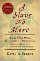 A Slave No More - David W. Blight