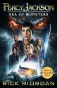 Percy Jackson and the Sea of Monsters - Rick Riordan