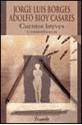 Cuentos breves y extraordinarios (Biblioteca Calsica y Contemporanea) - Jorge Luis Borges, Adolfo Bioy Casares