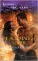Black Magic Lover (Harlequin Nocturne, #96) - Cynthia Cooke