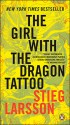 The Girl with the Dragon Tattoo - Stieg Larsson