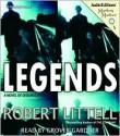 Legends: A Novel of Dissimulation - Robert Littell, Grover Gardner