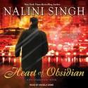 Heart of Obsidian (Psy-Changeling, #12) - Nalini Singh, Angela Dawes