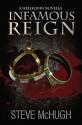 Infamous Reign: A Hellequin Novella - Steve McHugh