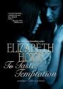 To Taste Temptation - Elizabeth Hoyt, Anne Flosnik