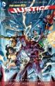 Justice League, Vol. 2: The Villain's Journey - Geoff Johns